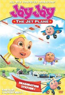 Jay Jay the Jet Plane   Imagination Station (DVD, 2005)