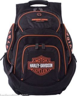 harley davidson backpack in Clothing,