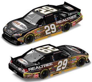 2011 KEVIN HARVICK #29 REALTREE BAD BOY BUGGIES 1/64 NASCAR DIECAST