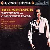 Belafonte Returns to Carnegie Hall by Harry Belafonte CD, Aug 1994