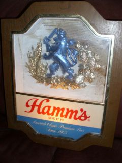 hamms beer light in Hamms