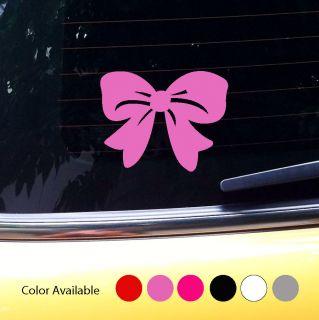 Hello Kitty Big BOW B2 Car Decal Sticker viynl Girl Cute logo laptop