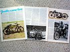 Old HUMBLER MOTORCYCLE Article/Photo​s/Pictures:BEE​STON