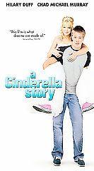 Cinderella Story VHS, 2004