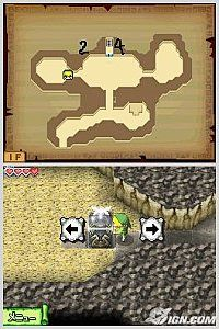 The Legend of Zelda Phantom Hourglass Nintendo DS, 2007