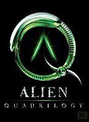 Alien Quadrilogy (DVD, 2003, 9 Disc Set) (DVD, 2003)