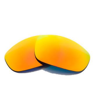 New WL Polarized Fire Red Replacement Lenses For Oakley Fives 4.0