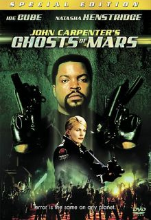 John Carpenters Ghosts of Mars DVD, 2001, Special Edition