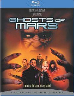 John Carpenters Ghosts of Mars Blu ray Disc, 2009