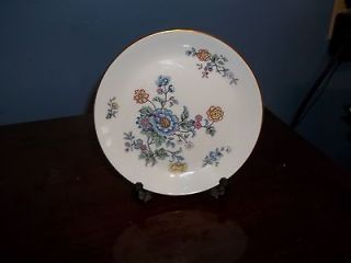 Bone China Made In England Hidden Valley New Romance Bread Plate