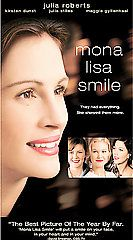 Mona Lisa Smile VHS, 2004
