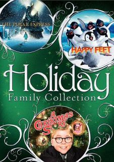Holiday Family Collection The Polar Express Happy Feet A Christmas