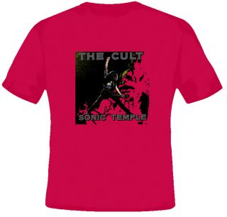 dreamtime,sonic,electric,tour,concert,metal) the cult (tshirt,t