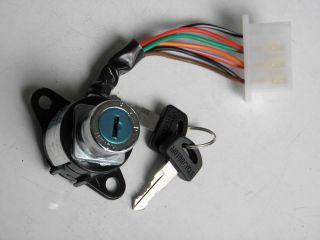 New Honda Cub C70 MK2 MK3 C50 C90 Passport Deluxe Ignition key switch