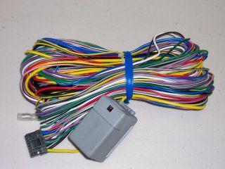 Alpine IVA D310, IVAD310, IVA310 Power Harness, Plug, 16 Pin Loom