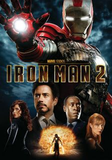 Iron Man 2 DVD, 2010