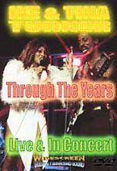 Ike Tina Turner   Through the Years Live In Concert DVD, 2006
