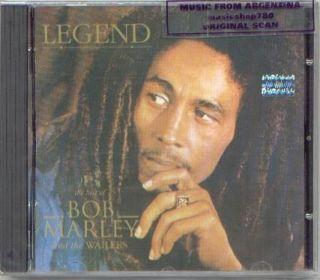 BOB MARLEY LEGEND SEALED CD NEW GREATEST HITS BEST