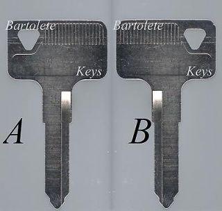 Newly listed Key Blank Fits 2002 2003 2004 2005 2006 90 Kawasaki
