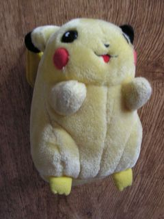 NOV10 POKEMON I CHOOSE YOU PIKACHU HASBRO 8 MOVING EARS MOUTH TALKING