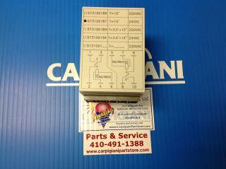 Carpigiani Parts Coldelite Soft Serve Ice Cream Control Timer UF 253P