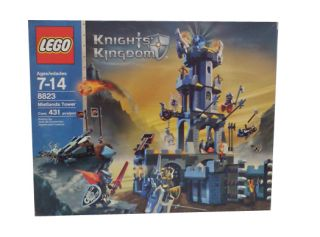 Lego Castle Knights Kingdom II Mistlands Tower 8823
