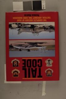 Aircraft Tail Code Markings by Patrick Martin 1994, Hardcover