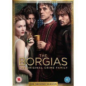 the borgias season 2 in DVDs & Blu ray Discs