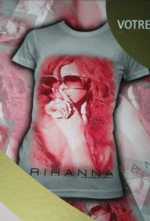 Rihanna Rebl Fleur XL Womens T Shirt box says value $50