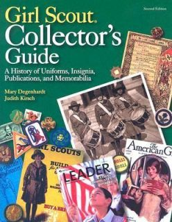 Girl Scout Collectors Guide A History of Uniforms, Insignia