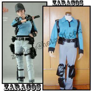 Cosplay Costume Resident Evil Jill Valentine Halloween
