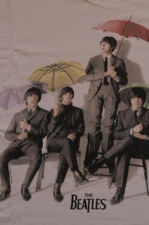 The Beatles shirt John Lennon Paul Mccartney Fab four Beatlemania