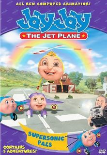 Jay Jay the Jet Plane   Supersonic Pals, Acceptable DVD, Jennifer