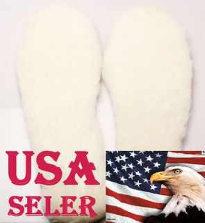 Women Size 9 High Quality Real Sheepskin insoles UGG compatible