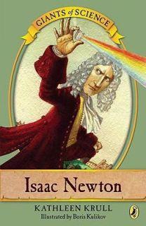 Isaac Newton by Kathleen Krull 2008, Paperback