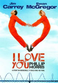 Love You Phillip Morris DVD, 2011