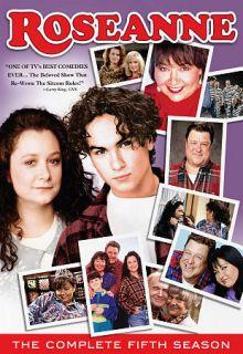 Roseanne   The Complete Fifth Season DVD, 2012, 3 Disc Set
