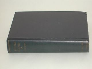 Collected Poems by Edwin Arlington Robinson   MacMillan 1927   Vintage