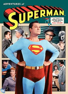 The Adventures of Superman   The Complete 5th and 6th Seasons DVD