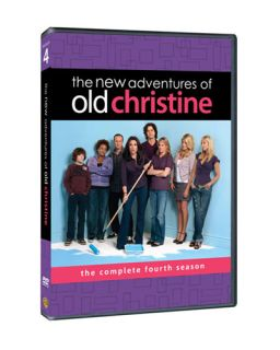 The New Adventures of Old Christine The Complete Fourth Season DVD