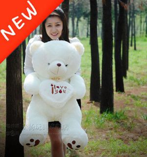 Newly listed HOT 39.5 Giant Big plush Sleepy teddy bear 100CM Gift