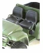 New Pair of Genuine John Deere Gator seats in Black!