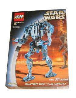 Lego Star Wars Technic Super Battle Droid 8012