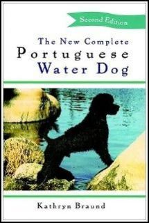 The New Complete Portuguese Water Dog   Braund   New Hardcover