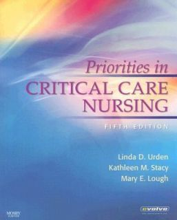 Urden, Mary E. Lough and Kathleen M. Stacy 2007, Paperback