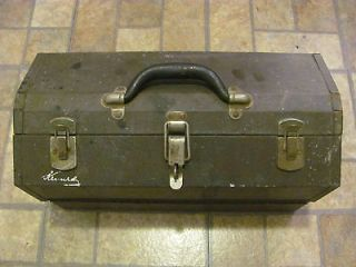 vintage kennedy style 1017 cantilever machinist tool box time left
