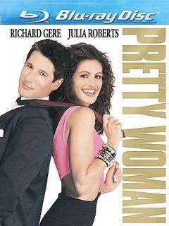 Pretty Woman [Blu ray], New DVD, Julia Roberts, Richard Gere, Jason