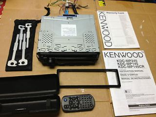 kenwood compact disc player in CD Players & Recorders