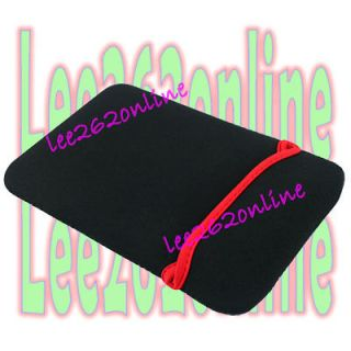 Case Cover Pouch Bag For Nook Tablet/Color, Kindle Fire HD 7 Tab