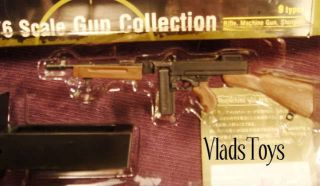 Zacca 1:6 Gun Collection M1921 Thompson with Clip